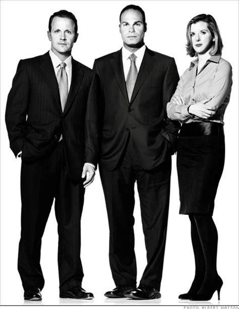 Portraits of power | John Hueston | FORTUNE