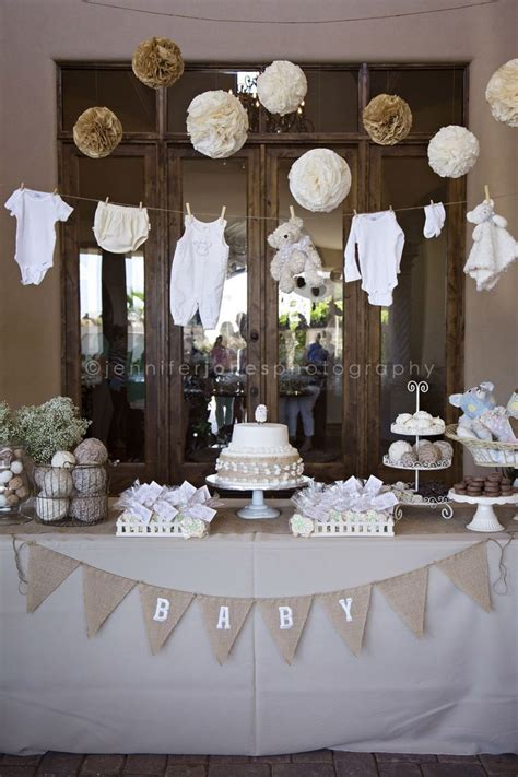 How To Decorate A Baby Shower by Best 25 Baby Shower Decorations Ideas On