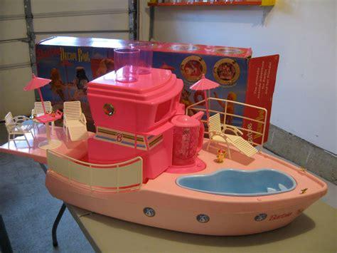 barbie boat ebay barbie dream boat made in mexico 1994 in original box with