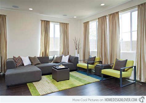 green grey white living room 15 contemporary grey and green living room designs house