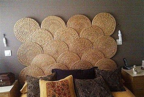 cabecero tela casas y cosas decoraci 243 n de dormitorio con cabecero de cama original