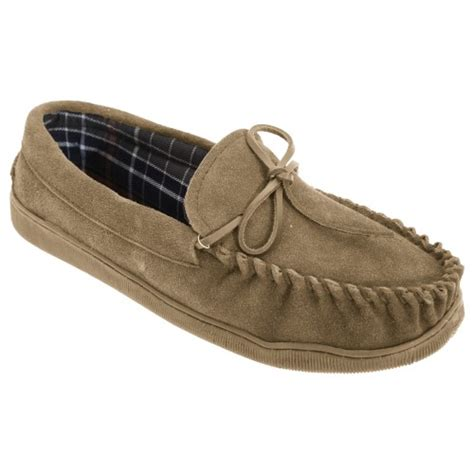 Sleeper For Mens Sleepers Mens Adie Real Suede Moccasin Loafer Slip On