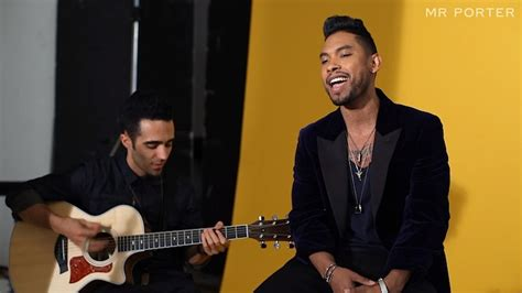 Miguel Sings How Many Drinks Acoustic In Acoustic | miguel performs quot how many drinks quot for acoustic session