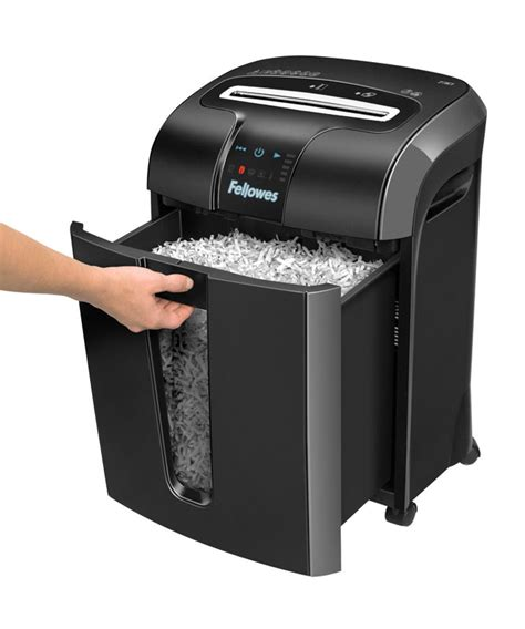 home paper shredder fellowes 100 jam proof shredder 73ci 12 sheet cross cut paper shredders