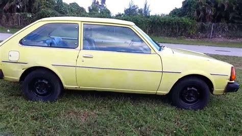 1979 mazda glc 1979 mazda glc hatch for sale