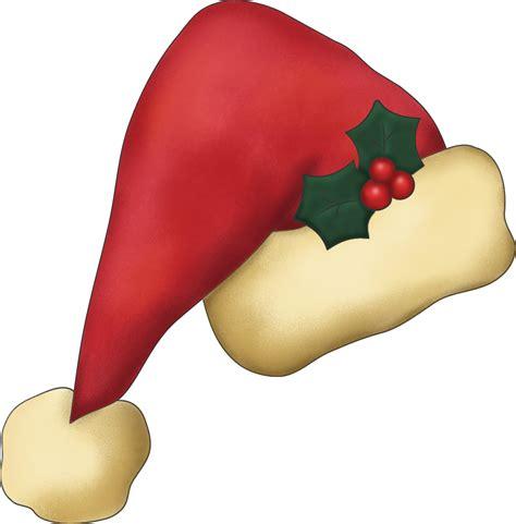 santa hat clipart snowman pencil and in color santa hat