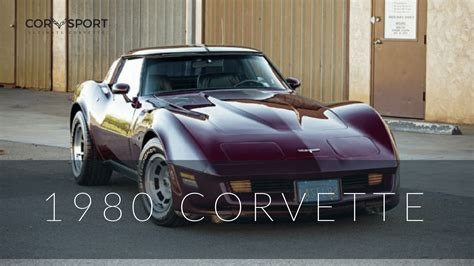 c3 corvette racing 1980 c3 corvette ultimate guide overview specs vin
