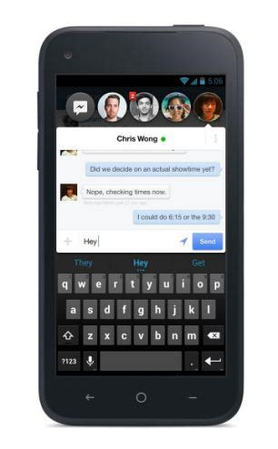 is the facebook phone a flop? zuckerberg's big mobile idea