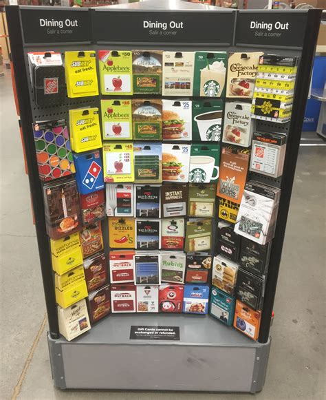 Homedepot Com Gift Card - home depot and whole foods amex offer gift card update pics of gift card rack