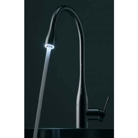 new kwc eve faucet glowing water kwc eve tap with pull out aerator 10111103 sinks taps