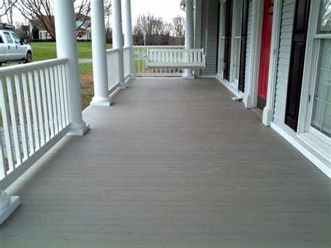 Screen Porch Flooring by Porches Cedarbrook