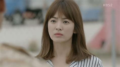 model rambut song hye kyo inspirasi gaya rambut korea wanita dari drama populer