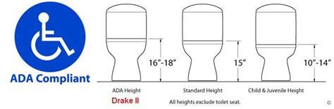 standard toilet height vs comfort height fascinating comfort height toilet dimensions photos best