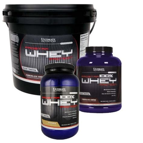 Whey Bubuk Ultimate Prostar 100 Whey Protein 2 Lbs 5 28 Lbs 10