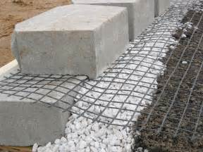 retaining wall stones for sale 6 x 150 geogrid at menards 174