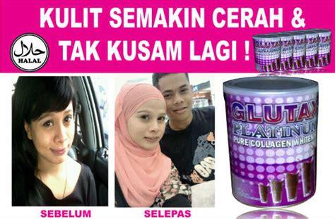 new glutax platinum cell minuman pemutih tubuh terbaik