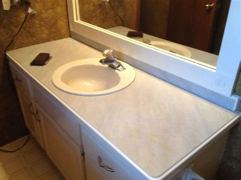 1000 ideas about painting bathroom countertops on