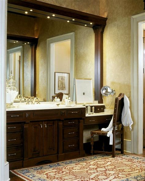 Beautiful Bar Counters Beautiful Bathroom Vanity With Makeup Counter Decoration