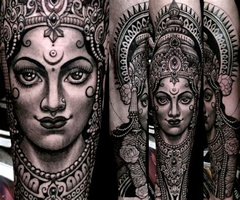 saraswati tattoo designs 1000 ideas about hindu tattoos on ganesha