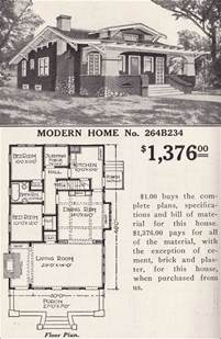 Sears Catalog Homes Floor Plans Pics Photos Sears Bungalow Craftsman House Plans By Free
