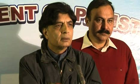 mere blame game is imran's politics: nisar | learningall