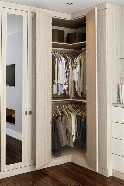 kleiderschrank ecke bedroom l corner wardrobe solution bedroom