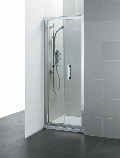 Shower Doors 900mm Ideal Standard Synergy Infold Shower Door 900mm