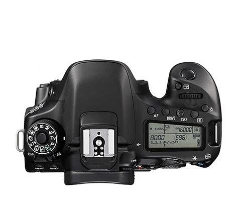 Kamera Canon Eos 80d Only canon eos 80d only wifi sinar photo digital accessories centre denpasar bali