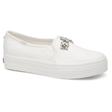 Wedding Keds by Keds X Kate Spade Wedding Sneakers Popsugar Fashion