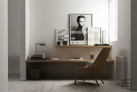 25 minimal home office designs hansen