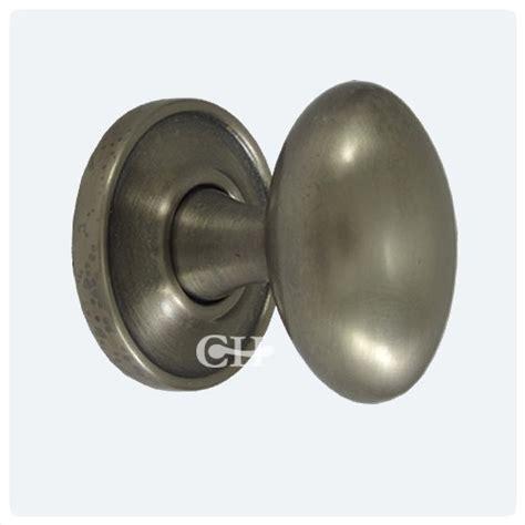 Antique Nickel Door Knobs by 1754cov Oval Door Knobs On Concealed Nickel Or Chrome Door Handles Door
