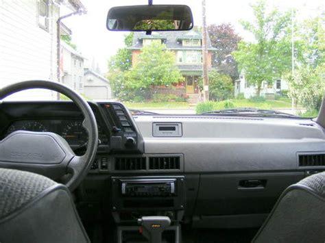 1992 subaru loyale interior haddaway s 1992 subaru loyale wagon 4d in waukesha wi