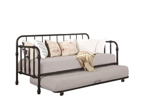 traditional black metal daybed  daybed price