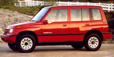 1998 suzuki sidekick pictures/photos gallery the car