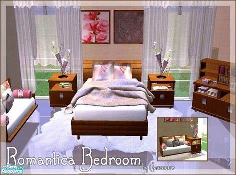 sims 2 bedroom kibanahnah s romantica bedroom