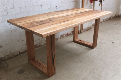 custom hardwood dining tables recycled timber tables tim t design