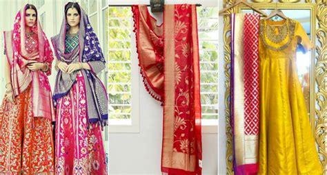 Dress Tenun Ikat Csm Motif Patola different types of silk dupatta how to style silk dupatta with lehenga salwar suit
