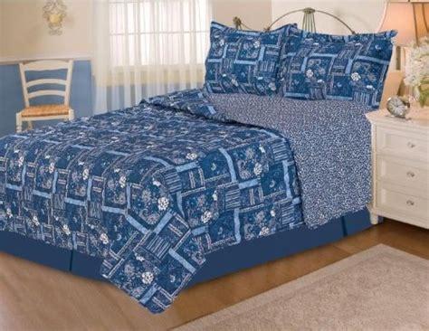 Size Quilts Cheap Gt Gt Gt Cheap Silky Soft Size Quilt Set Blue
