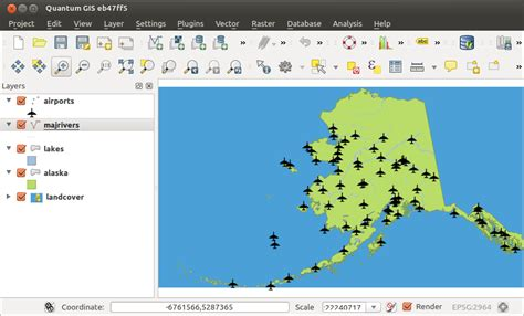 qgis tutorial heatmap heatmap plugin