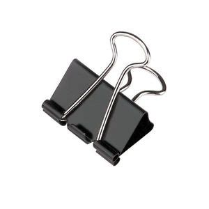 picture clips 100 25mm quality foldback bulldog clips ebay