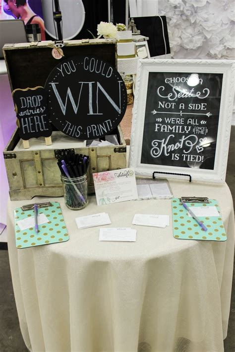 Bridal Show Giveaway Ideas - top 25 ideas about bridal show booths on pinterest bridal show wedding show booth