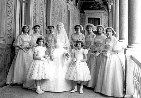 White Wedding Dress Bible by Iconic Weddings Grace And Prince Rainier Iii Of