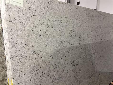 Ideas For New Kitchen Full Slab Of Colonial White Granite New House Kitchen