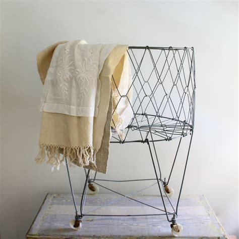 vintage laundry vintage laundry cart by ethanollie on etsy
