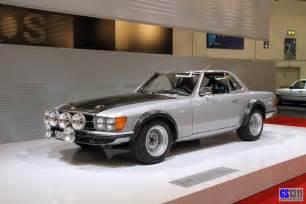 Mercedes W107 1971 Mercedes R107 19 The Mercedes R107