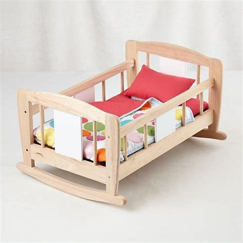 Baby Doll Crib Plans Wooden Baby Doll Crib Woodworking Projects Plans