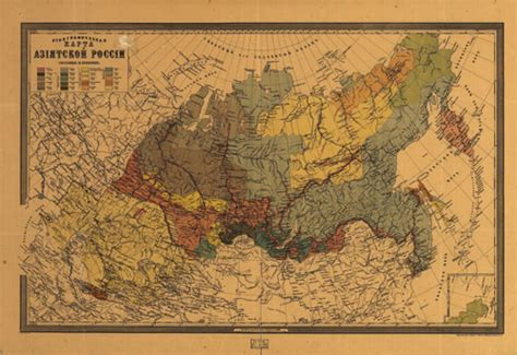historical map  russia