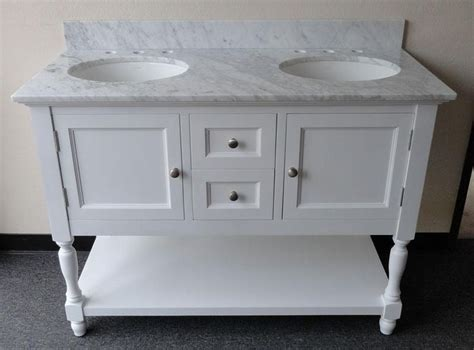 48 inch double bathroom vanity westwood double 48 inch usa made custom plantation style