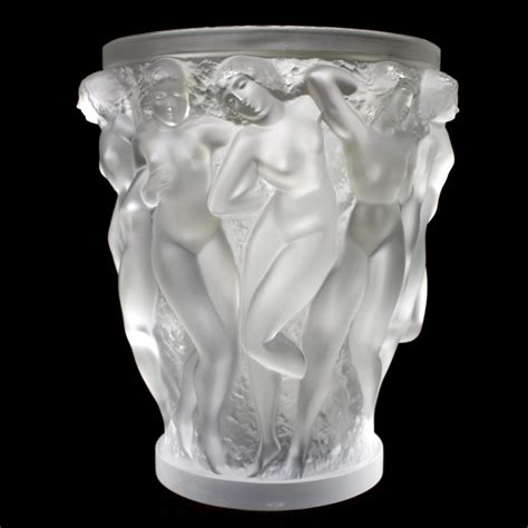 lalique vase awesome lalique bacchantes glass vase 171 huubgeurts