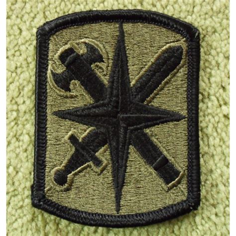 Us Patch 14 Us Army Patch 14th Bde